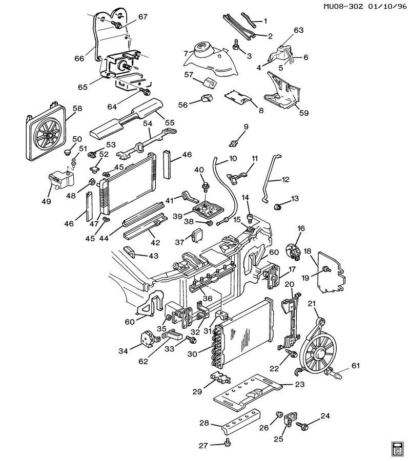 1996 pontiac trans sport wiring harness