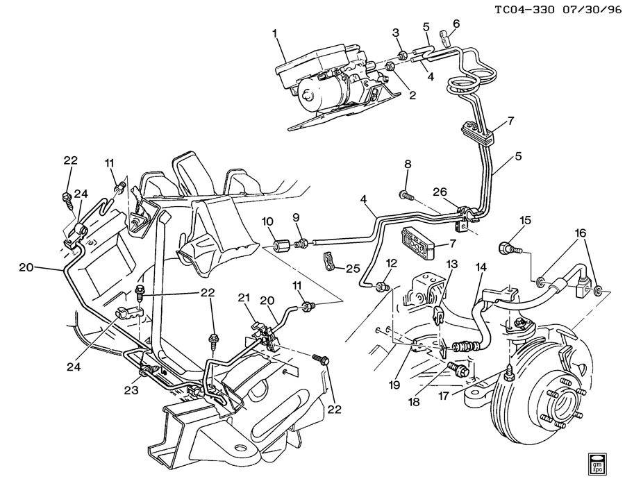 99 Tahoe Engine Diagram - Auto Electrical Wiring Diagram