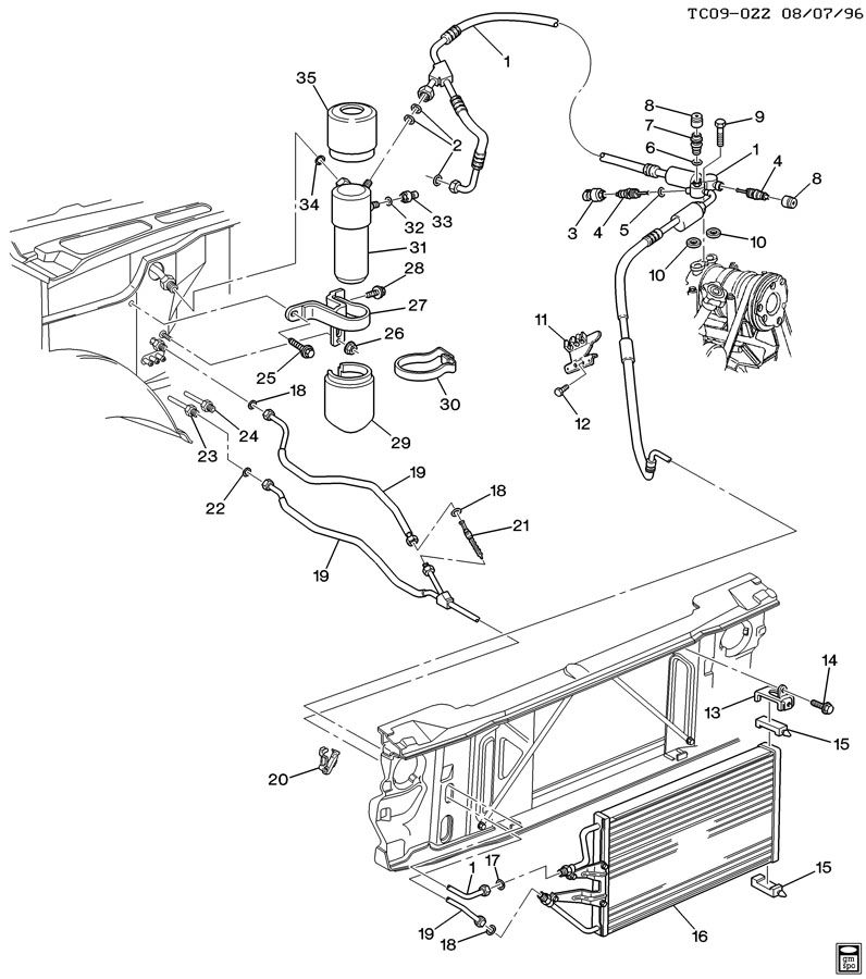 97 Chevy Z71 Wiring Diagram Electrical Circuit Electrical Wiring