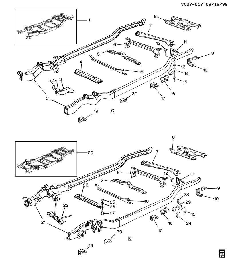 2005 chevy silverado tailgate latch diagrams auto parts diagrams