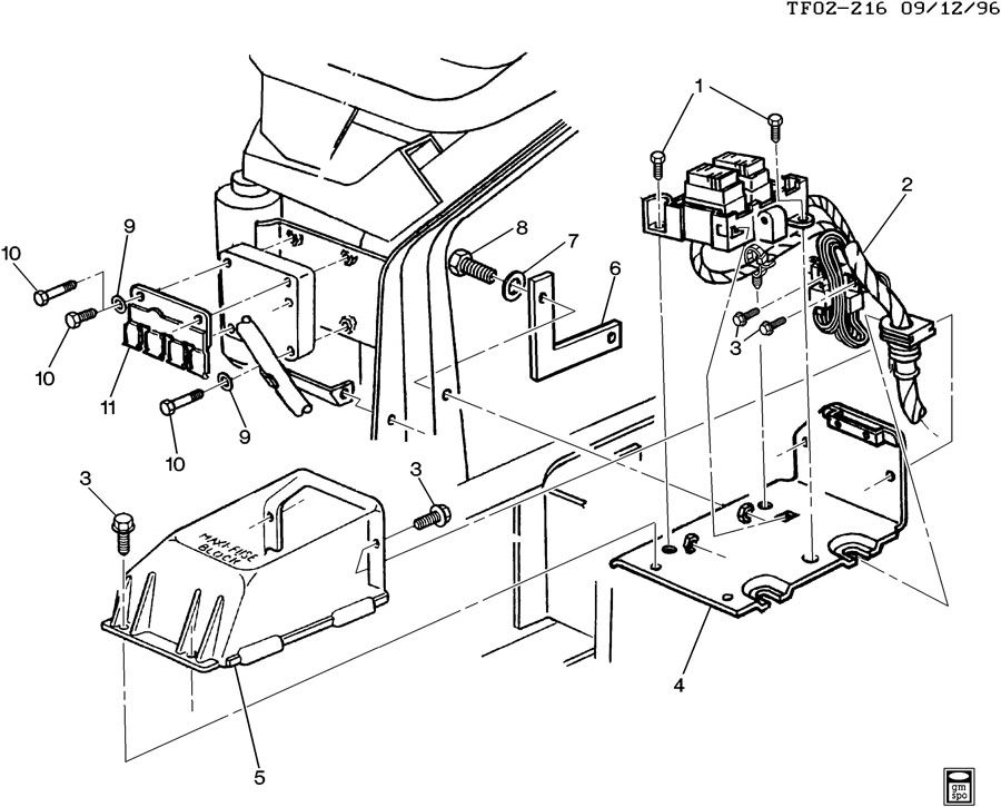 Wiring Diagram For 1996 Jeep Grand Cherokee - Best Place to Find