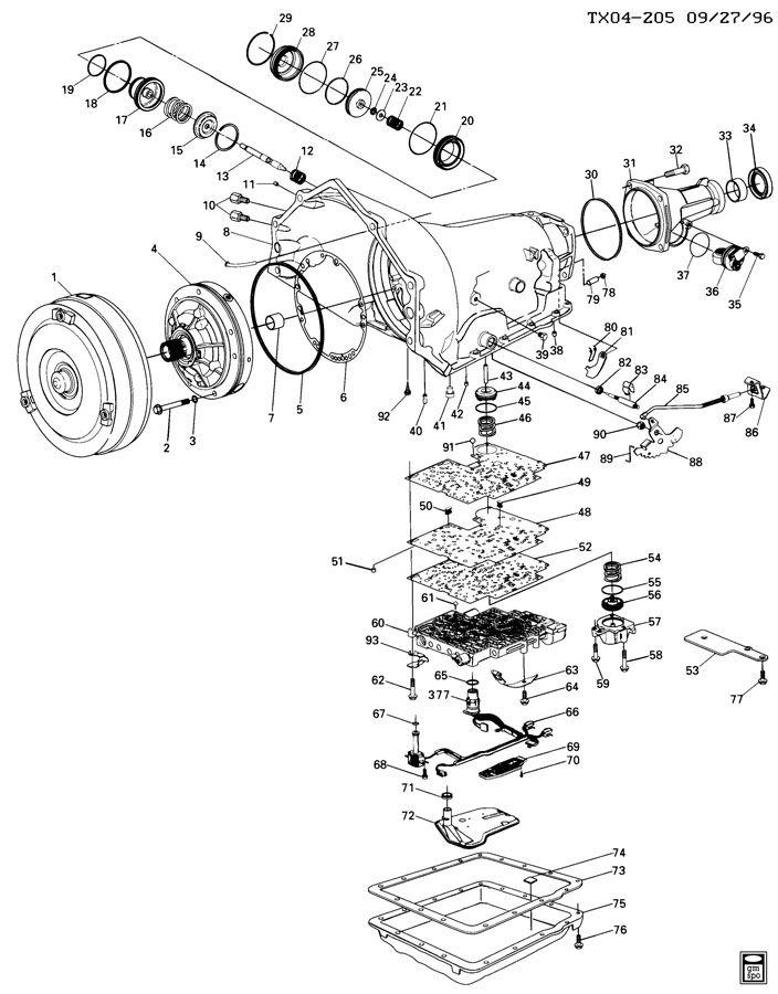 1992 gmc jimmy wiring diagram