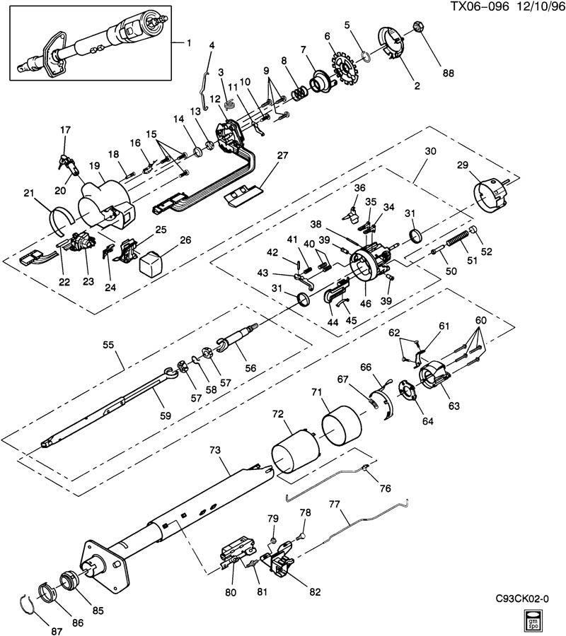 gm 3 4 liter engine evap diagram