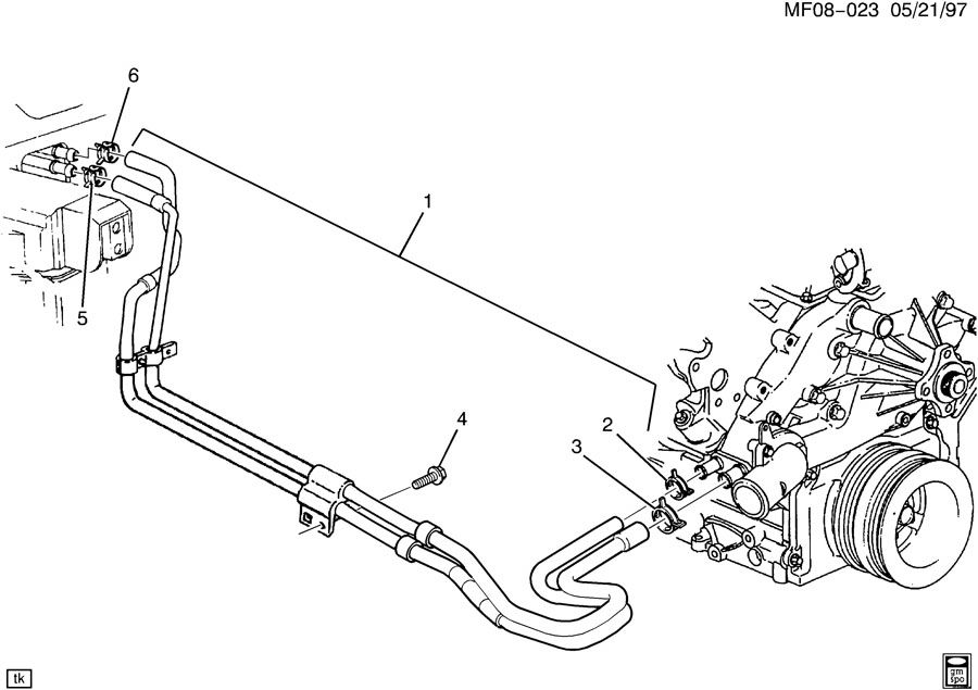 vx ls1 wiring diagram