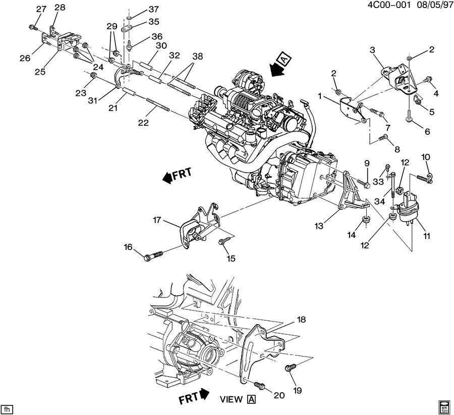 On Radiator Drain Plug Moreover 1994 Buick Lesabre Wiring Diagram On