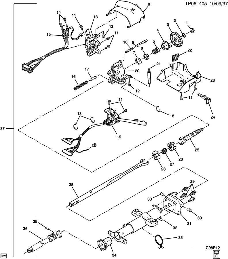 2003 chevy c4500 wiring diagram