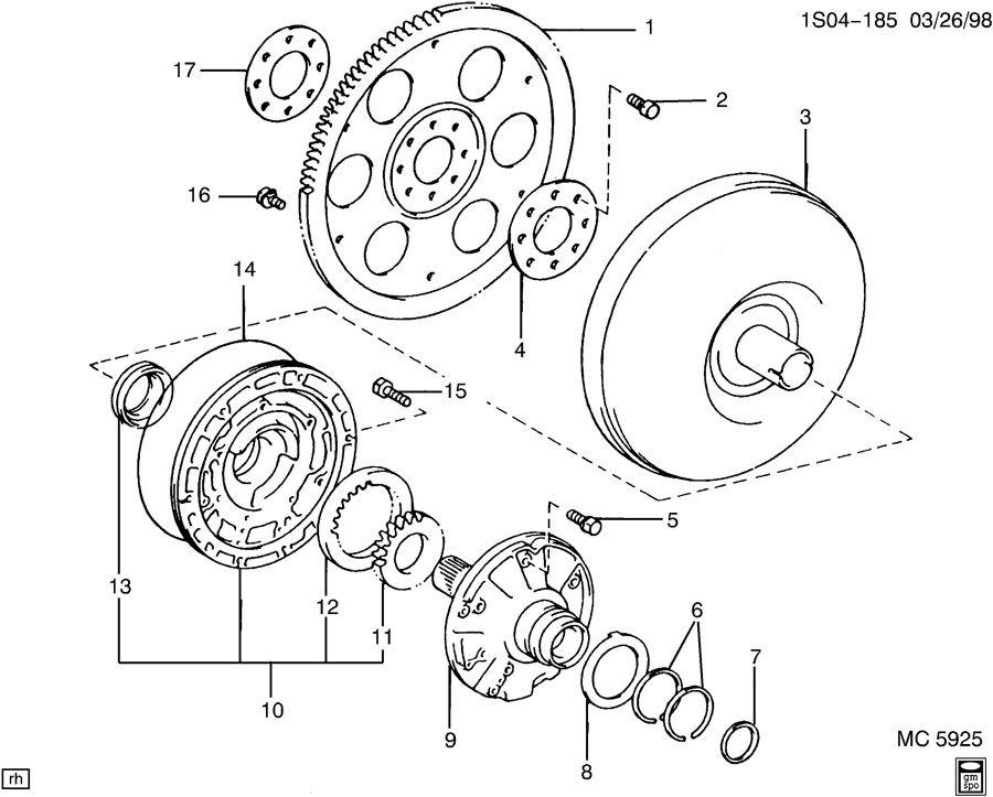 2001 chevy prizm engine diagram