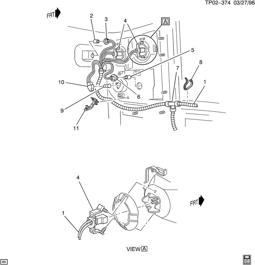 chevy p30 headlight wiring diagram picture