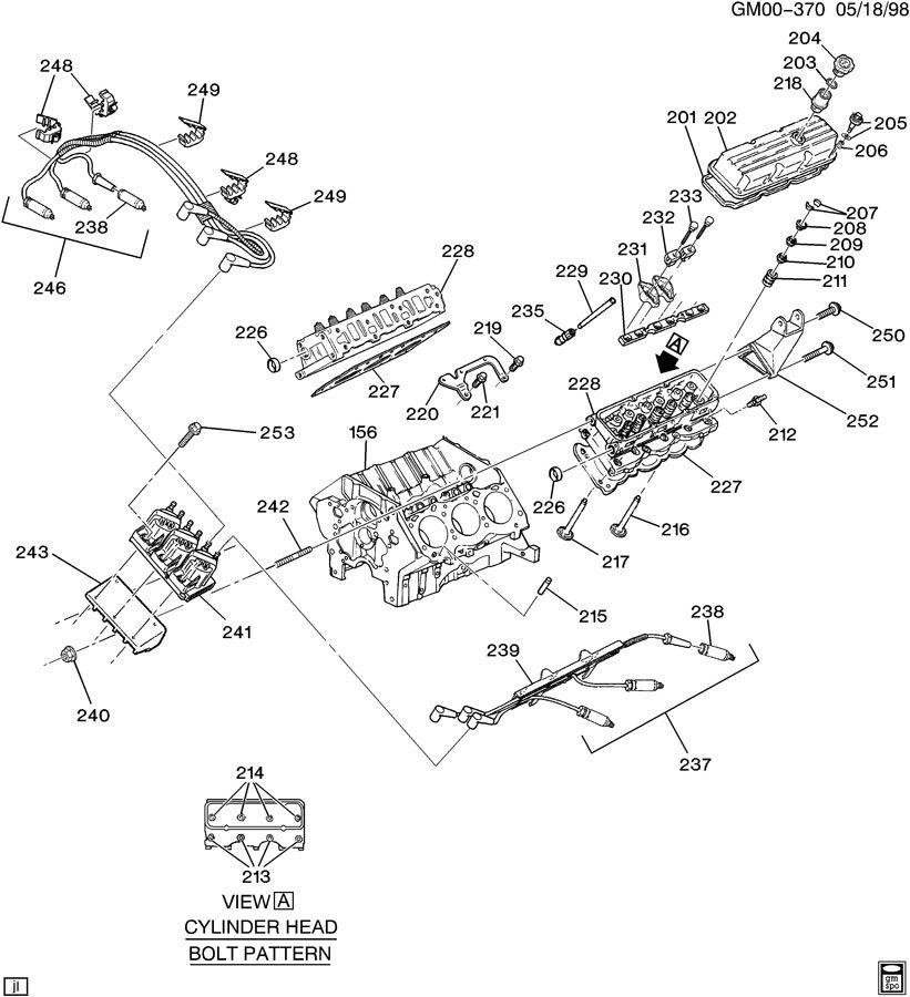 chevy v6 engine diagram also chevy 4 3 liter v6 engine on chevy 4 3