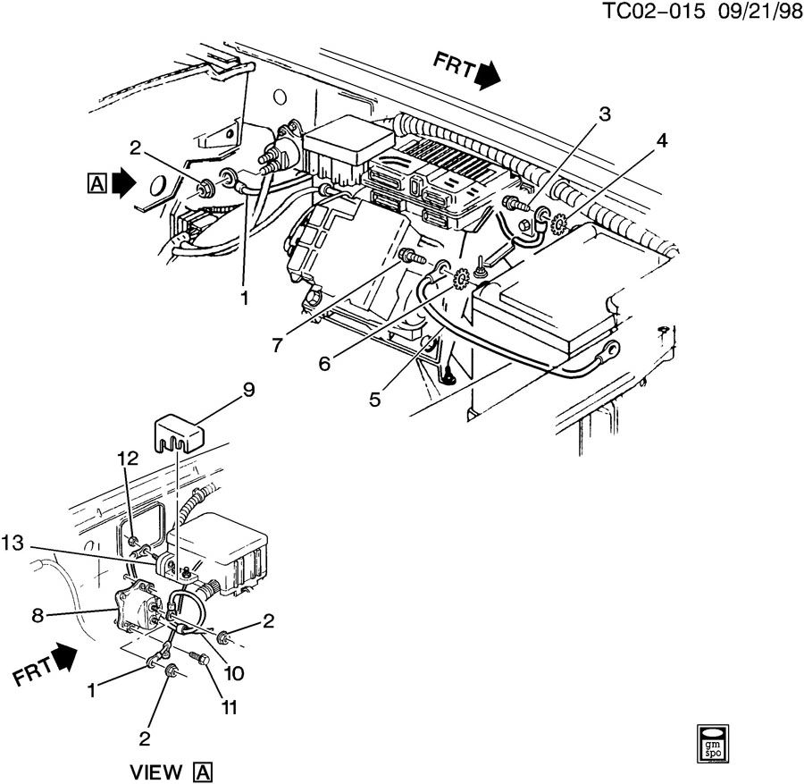 jeep auxiliary battery wiring