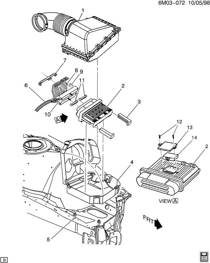 2006 Cadillac Escalade Engine Diagram \u2013 Vehicle Wiring Diagrams