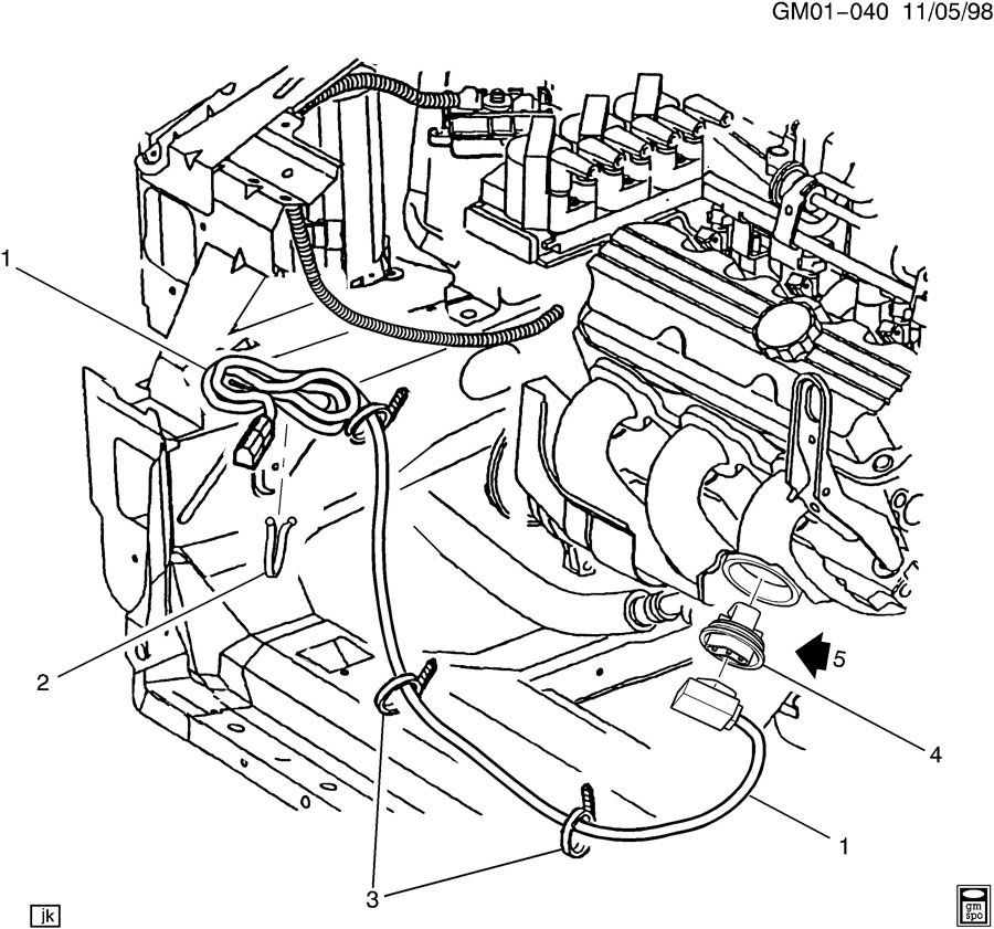 01 buick lesabre bedradings schema