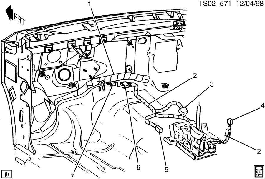 2001 gmc sonoma fuel pump wiring diagram