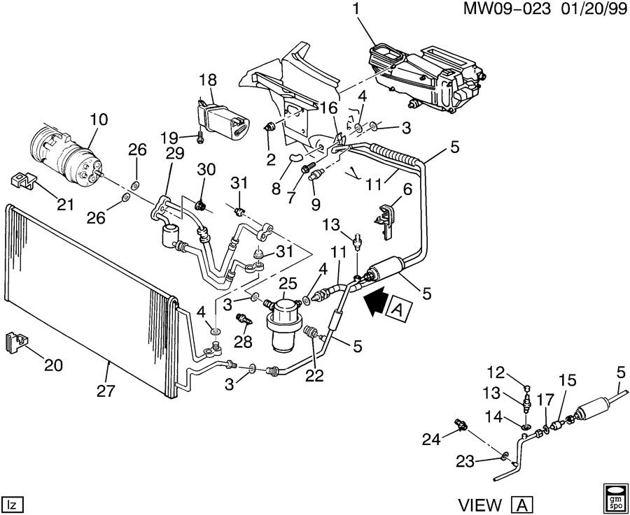 Wiring Diagram For 98 Oldsmobile Intrigue Index listing of wiring