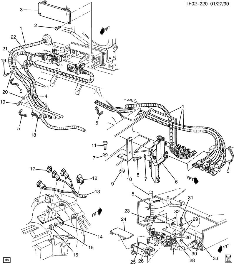 wiring harness documentation