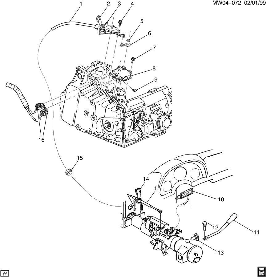 gm 3800 v6 wiring diagram