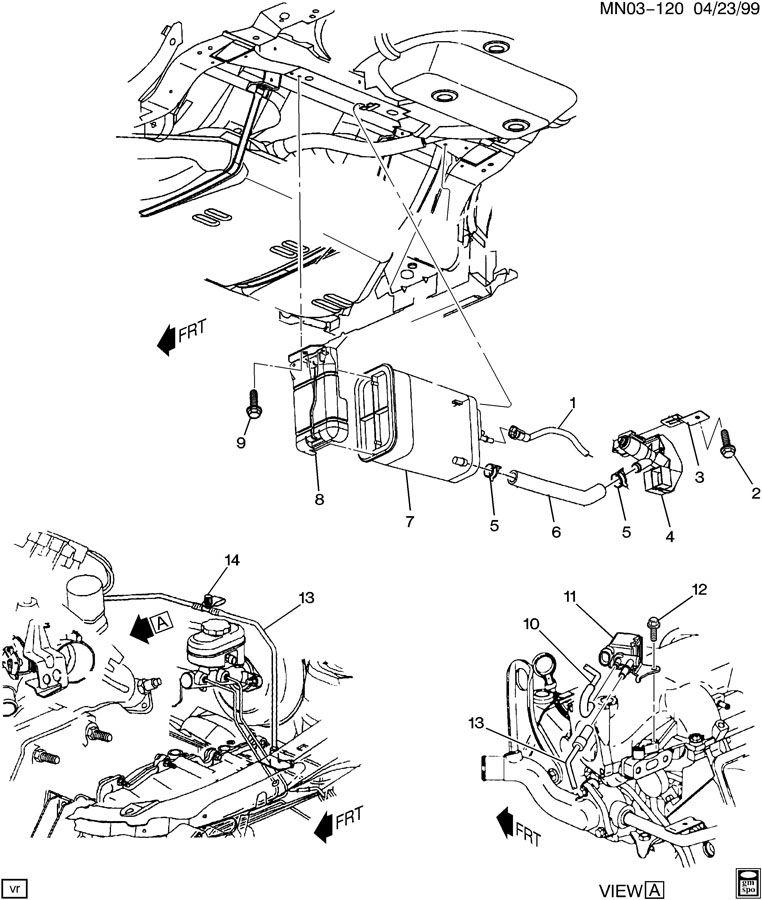 99 oldsmobile alero wiring diagram