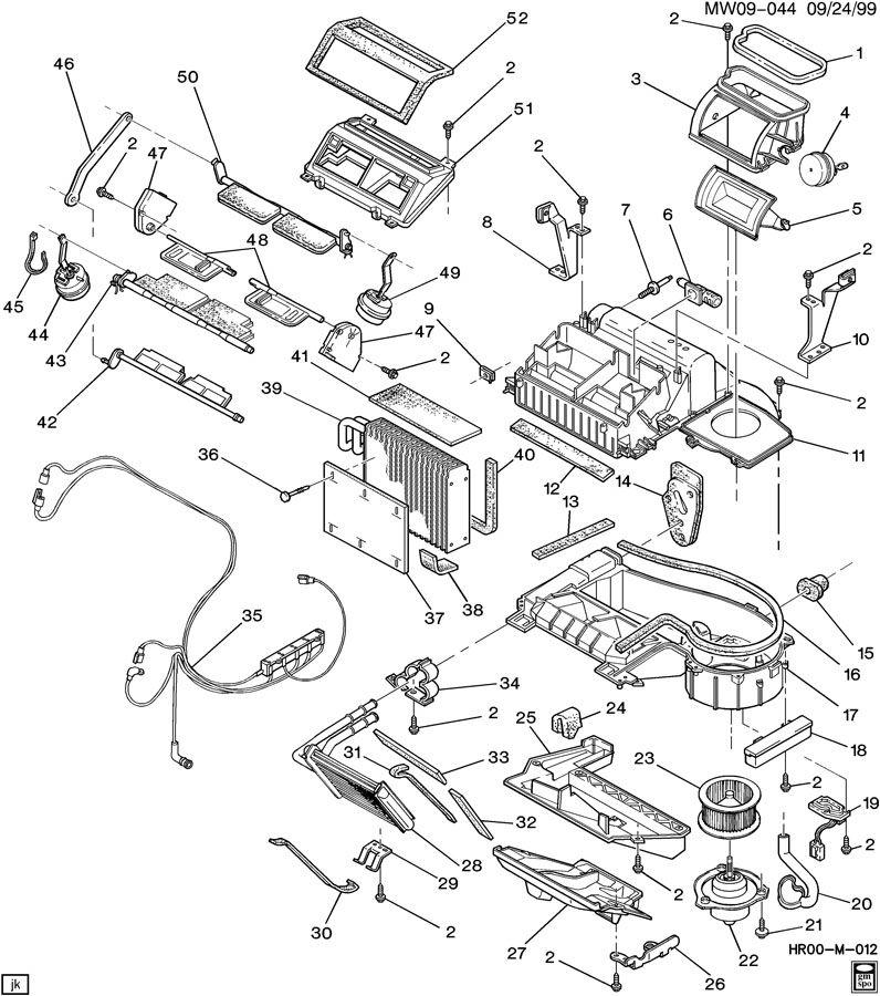 wiring diagram 2000 buick lesabre rear suspension