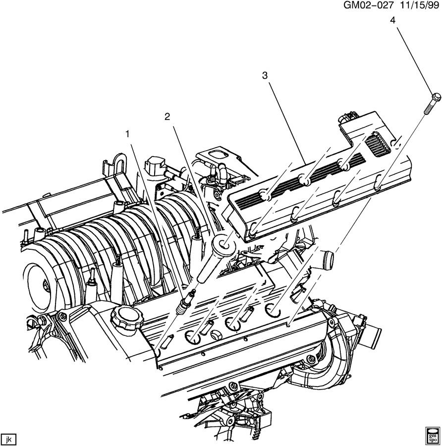 4.6 northstar engine wiring diagram