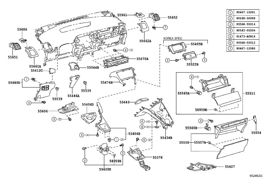 2010 prius wiring harness