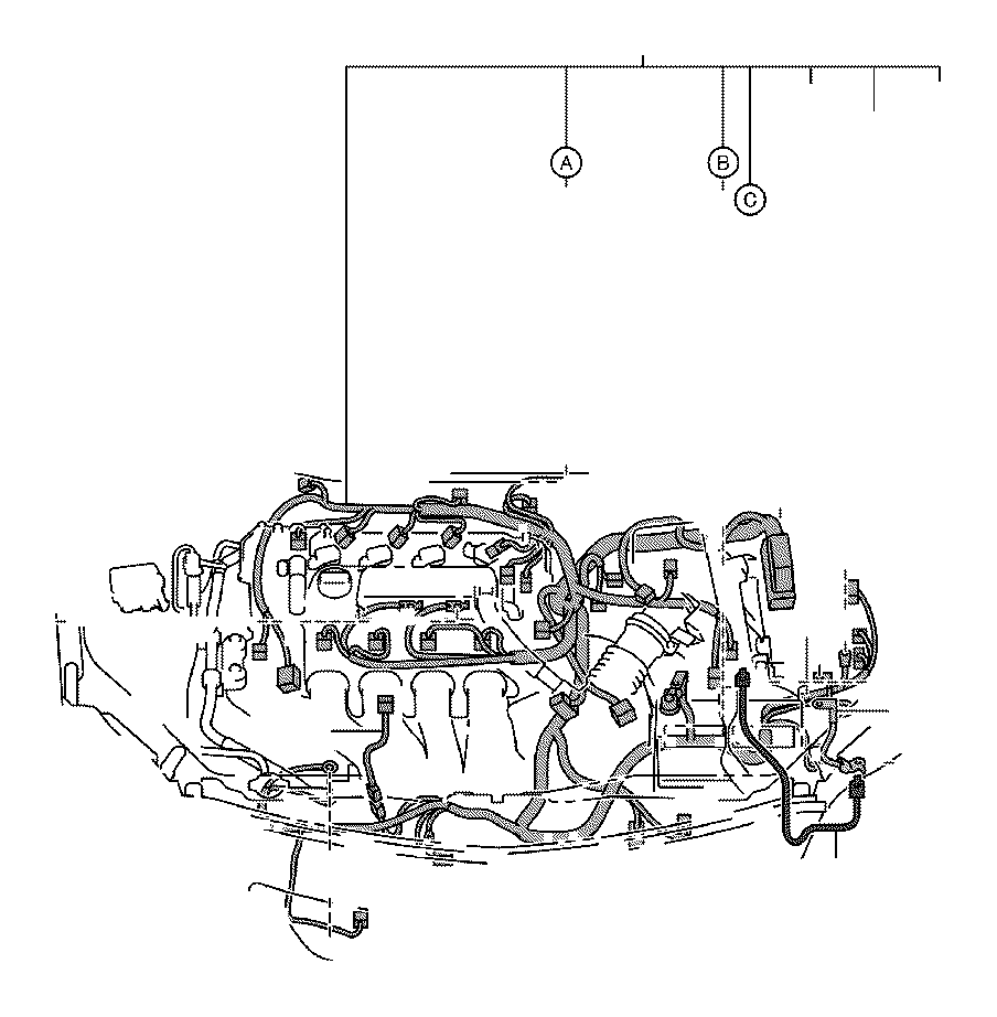 oem toyota wiring connectors