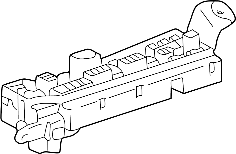 2008 toyota matrix fuse box