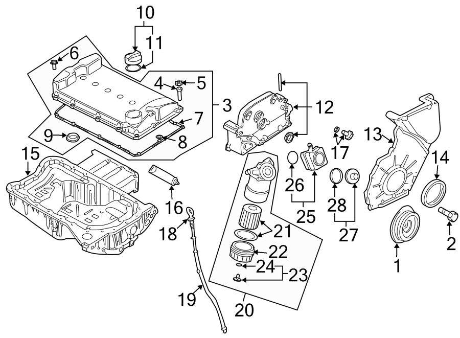 diagram of jetta wagon engine