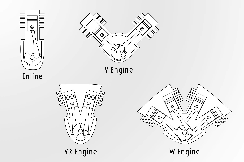 vw passat engine part diagram