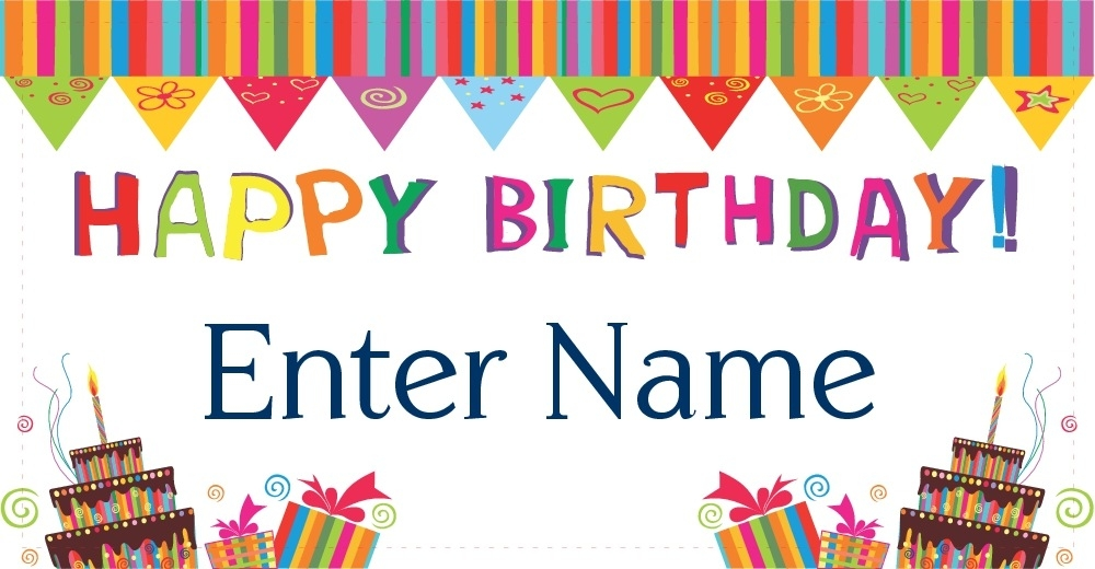 100+ Hapy Birthday Banner Party City, Printable, Gold And regarding