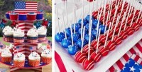 4th of July Bakeware - Patriotic Cke Decorations   Party City