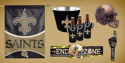 nfl new orleans saints party supplies