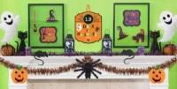 Halloween Wall & Window Decorations  Cutouts, Spooky Gel ...