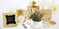 Golden 50th Wedding Anniversary Party Supplies - 50th ...