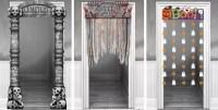 Halloween Door Decorations - Halloween Door Curtains ...