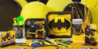 Lego Batman Party Supplies - Lego Batman Birthday - Party City
