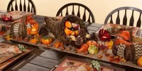 Thanksgiving Table Decorations - Thanksgiving Table Decor ...