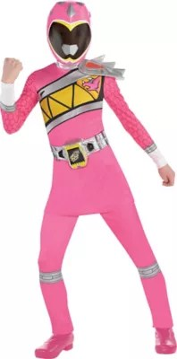 Fireman Sam 3d Wallpaper Girls Pink Ranger Costume Power Rangers Dino Charge