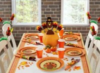 Thanksgiving Kids Table Ideas - Party City