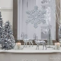 Winter Wonderland Decorating Ideas - Party City