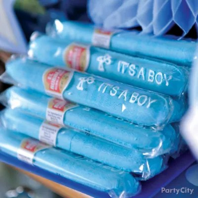 Baby Shower Candy Cigars