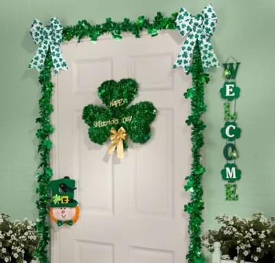 St. Patrick's Day Door Decorating Kit