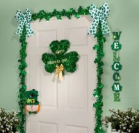 St. Patrick's Day Door Decorating Kit