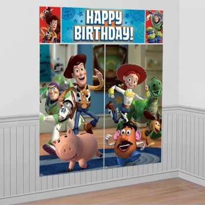 Toy Story Scene Setter Party City