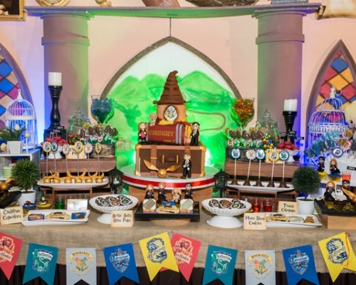 Cherry's Harry Potter Themed Party – 7th Birthday
