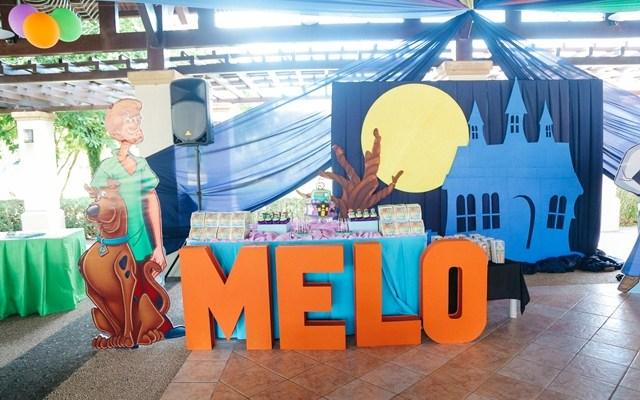Melo's Scooby Doo Themed Party – 5th Birthday