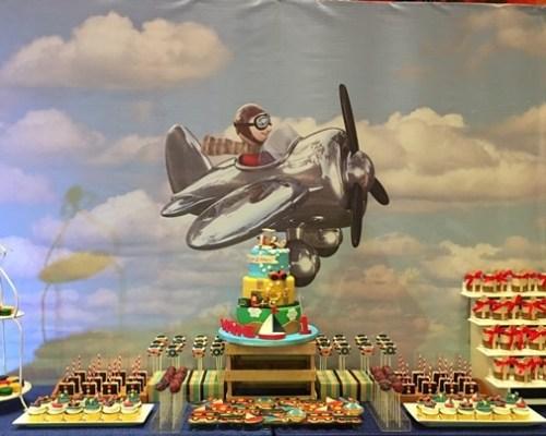 Wayne's Vintage Transportation Themed Party -1st Birthday
