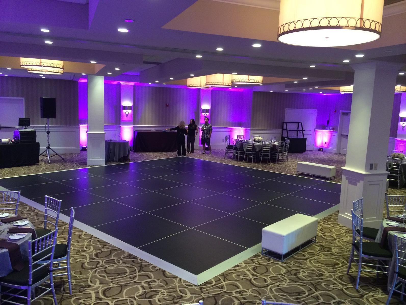 Dance Floors Party Excitement