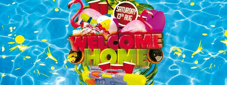Welcome Home · 13 August 2016, Fox, Stadskanaal · event