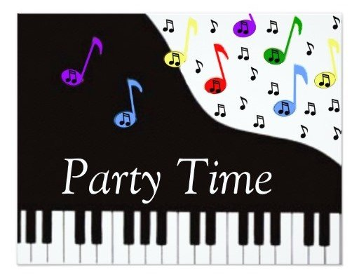 The Melodies Of Life Gtgt A Music Party Theme Party