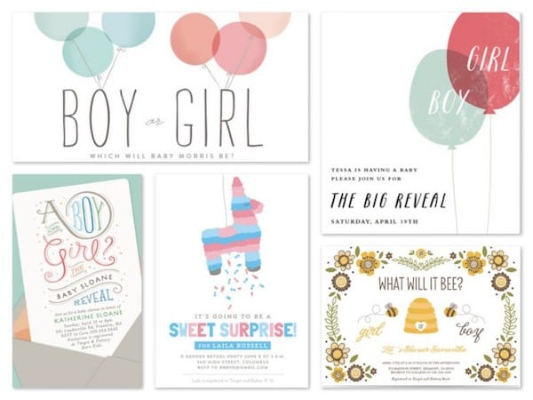 10 Baby Gender Reveal Party Ideas Baby Shower